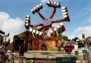 Jon Anton Presents...a Very Large selection of Modern FAIRGROUND AMUSEMENTS, RIDES & VINTAGE & STEAM FAIRGROUND AMUSEMENTS.