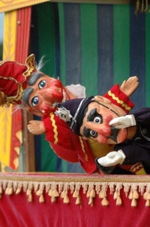 Jon Anton Presents Punch And Judy Shows. Traditional Children's Entertainment For Hire.
