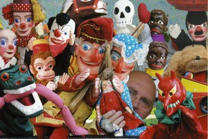 Jon Anton Presents Punch And Judy Puppet Shows. Traditional Children's Entertainment For Hire.