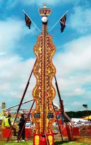 Vintage Fairground Amusements And Rides Hire
